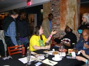 Green Drinks Newark - Irvington schools discussion