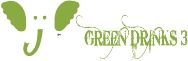 GreenDrink logo with words