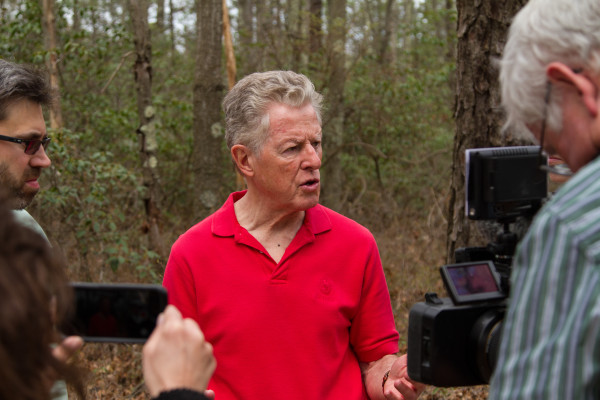 Jim Florio opposes great adventure forest destruction