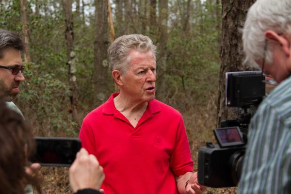 Jim Florio opposes great adventure forest destruction