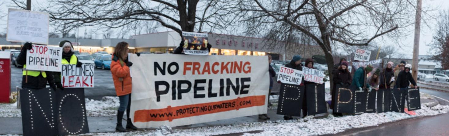 No Pilgrim Pipeline