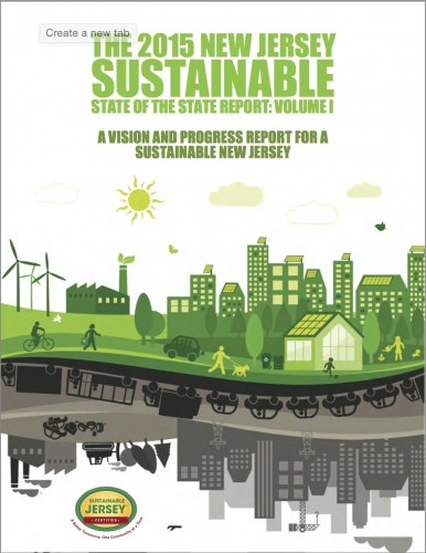 sustainable state of NJ report