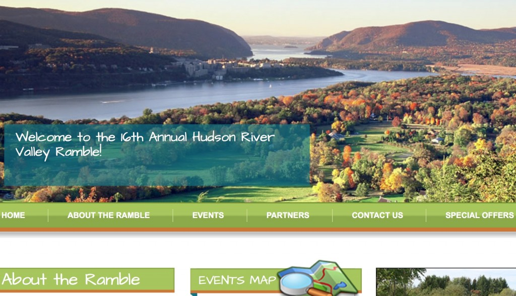 Hudson River Ramble activities