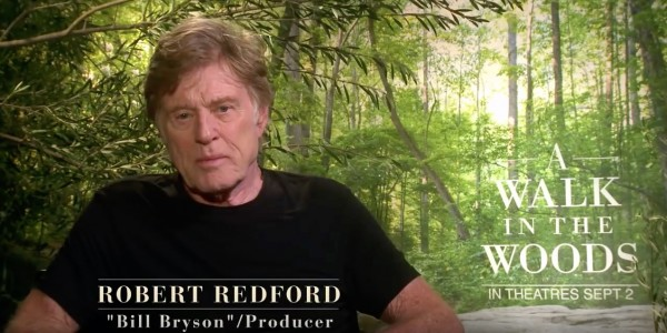 Robert Redford - A Walk In The Woods