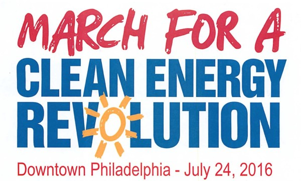 July 2016 Clean Energy March