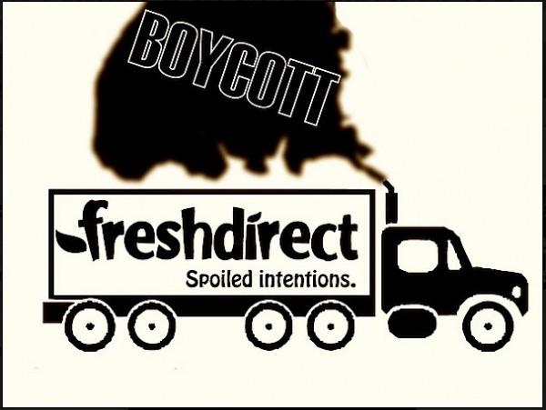 Boycott Fresh Direct